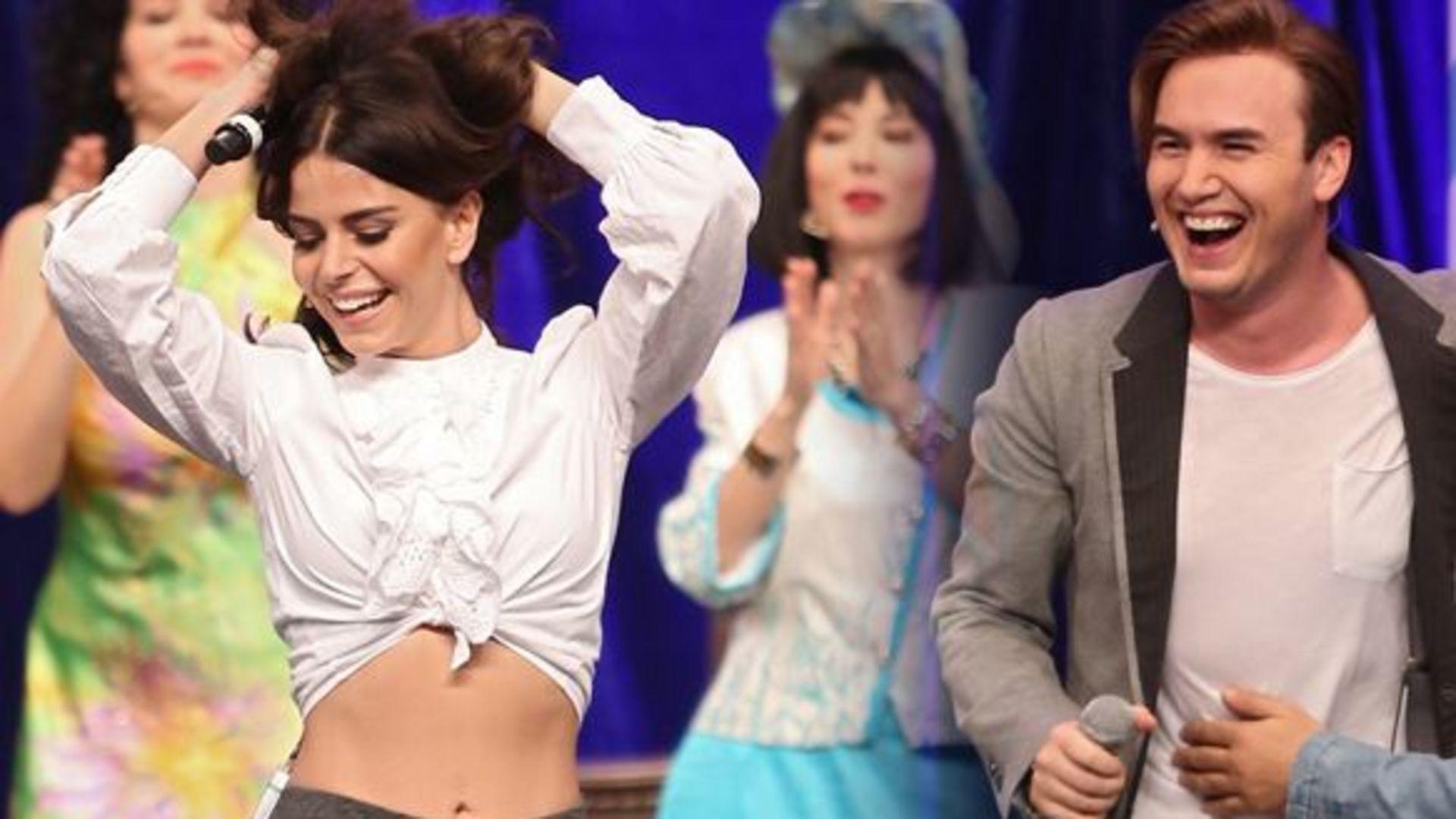 Mustafa Ceceli ve Simge, Güldür Güldür Show'da