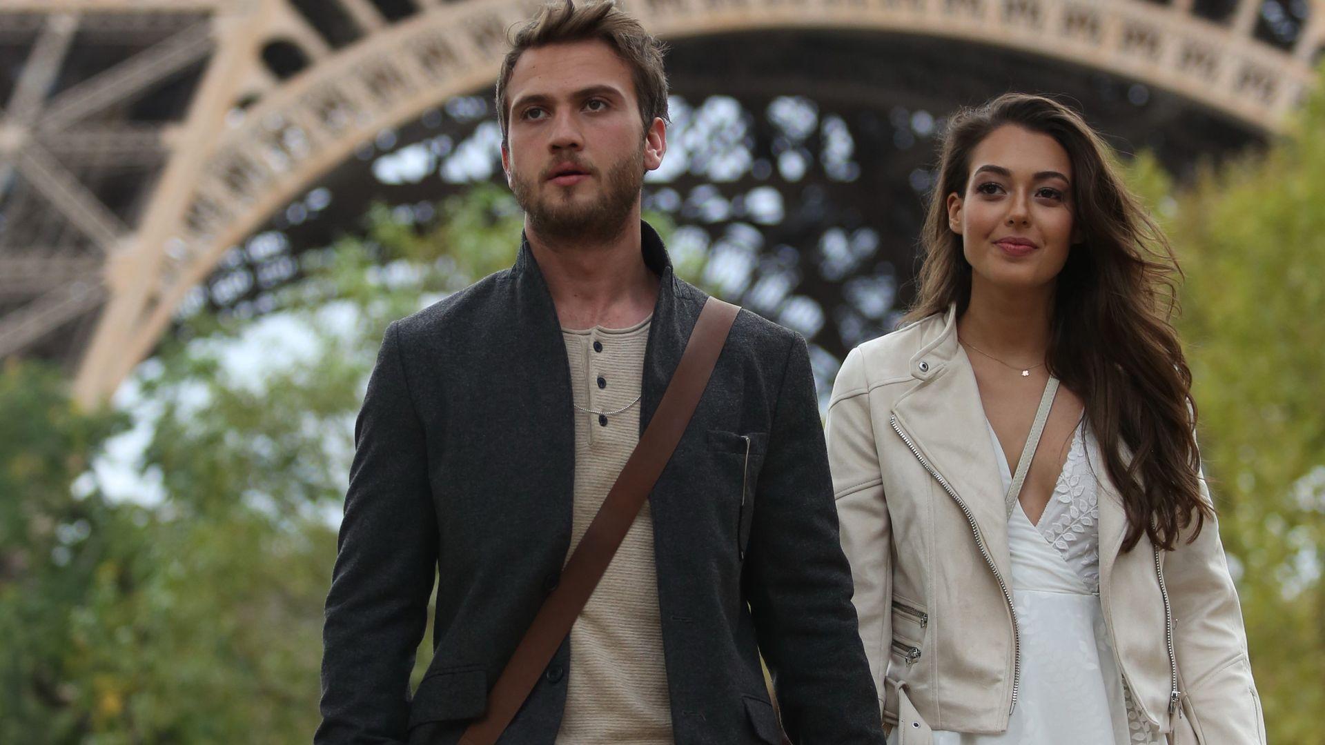 Merakla beklenen 'Çukur'un ilk kareleri Paris'ten geldi!