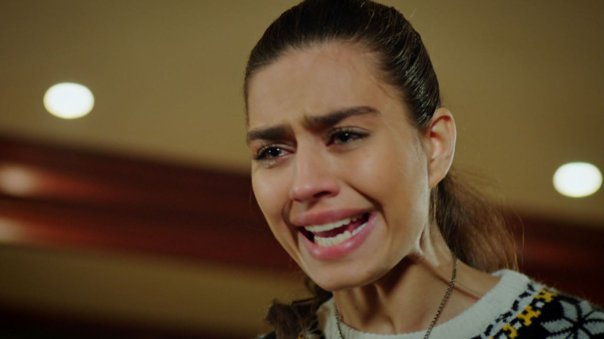 Nur, Yiğit'i vurdu