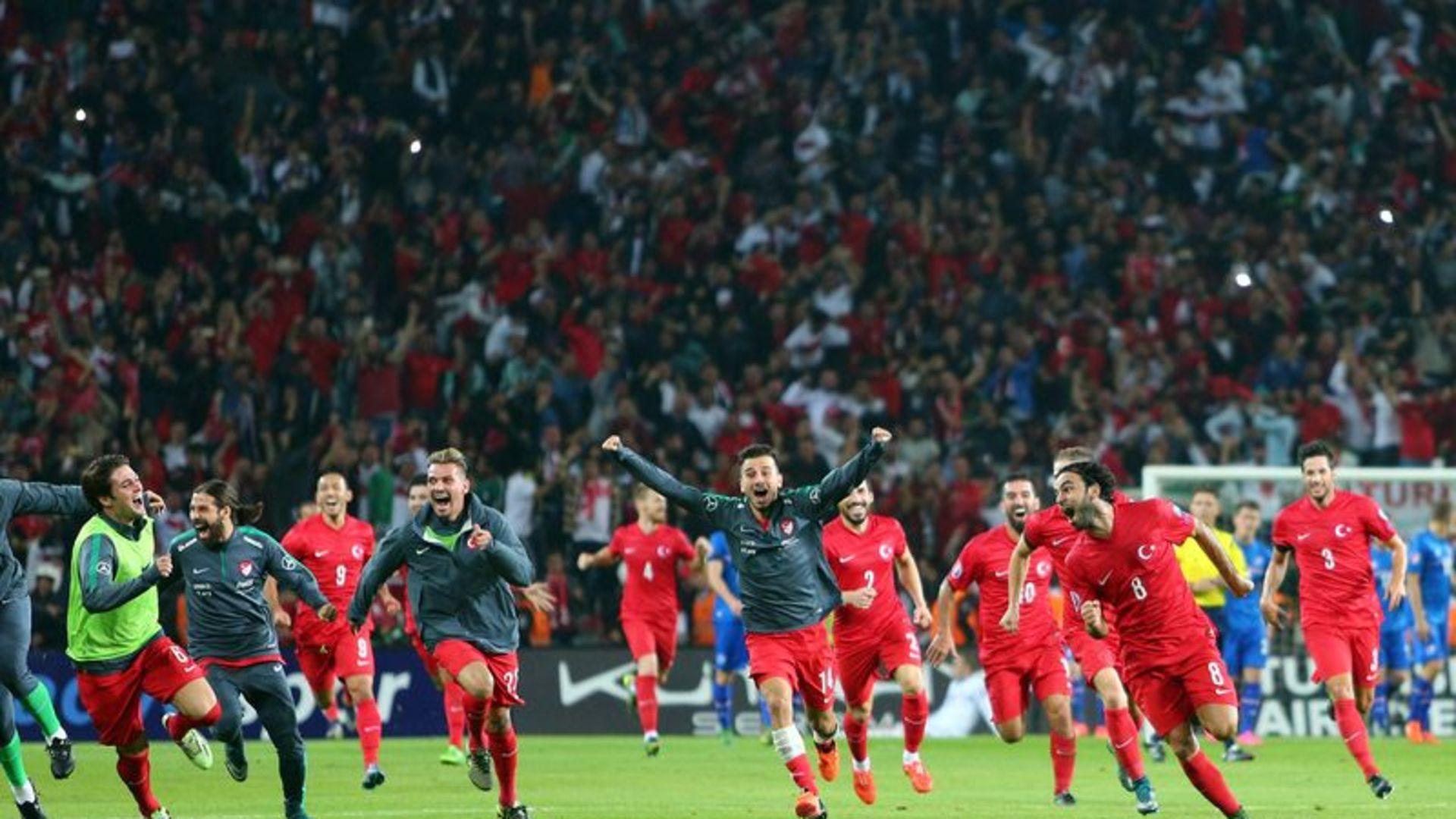 Euro 2016'dayız!