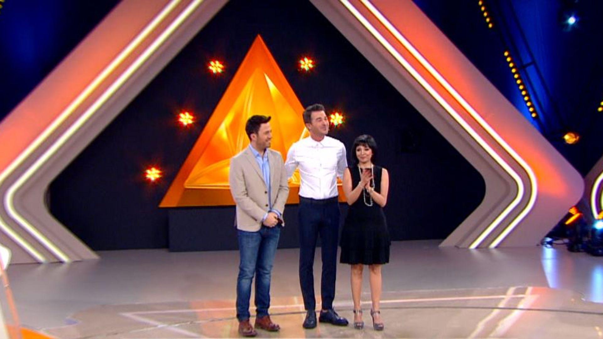 Piramit, Perşembe akşamı Show TV'de başlıyor!