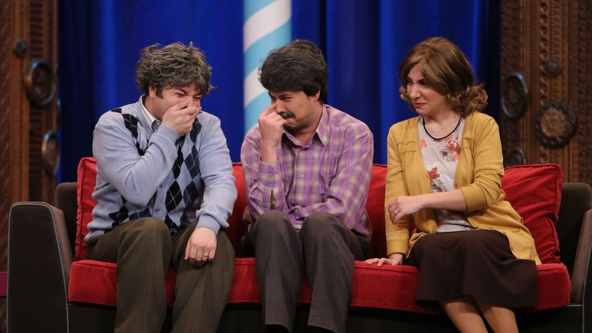 Güldür Güldür Show 107. Bölüm özeti