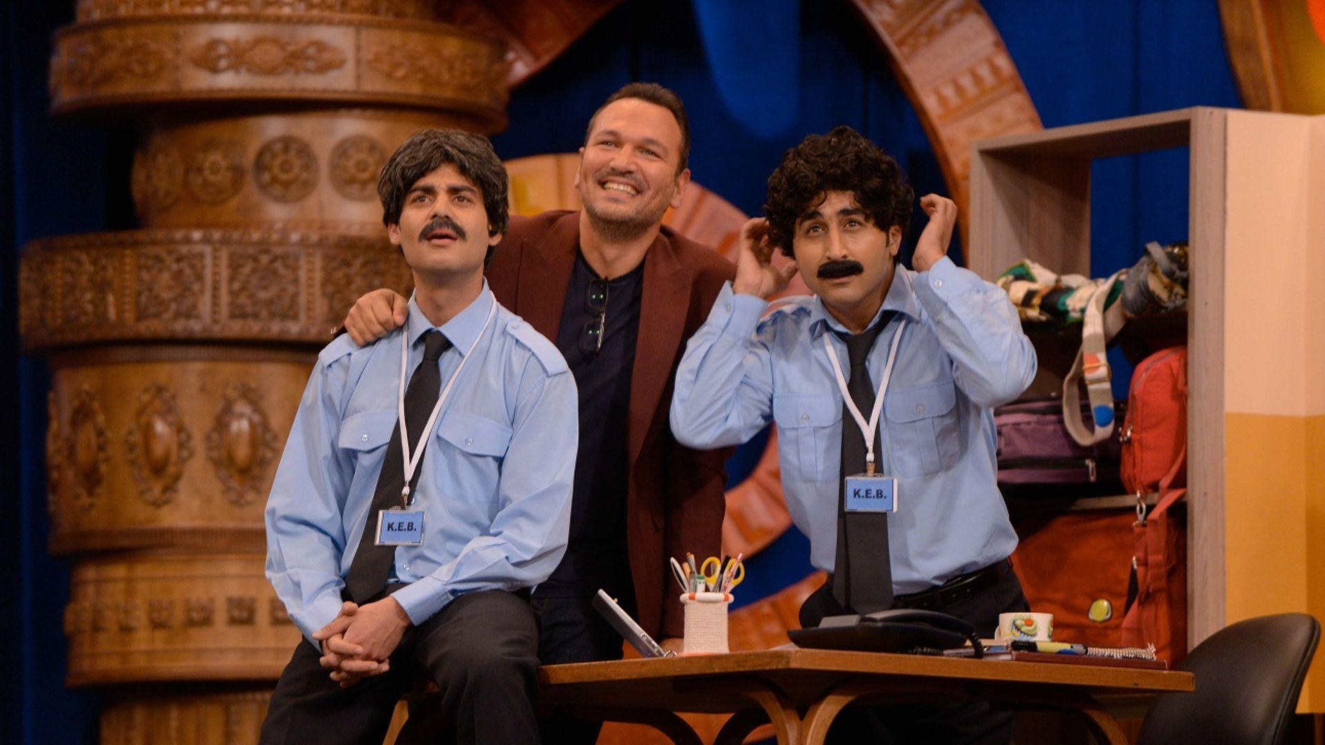 Güldür Güldür Show'da canlı yayın heyecanı devam ediyor