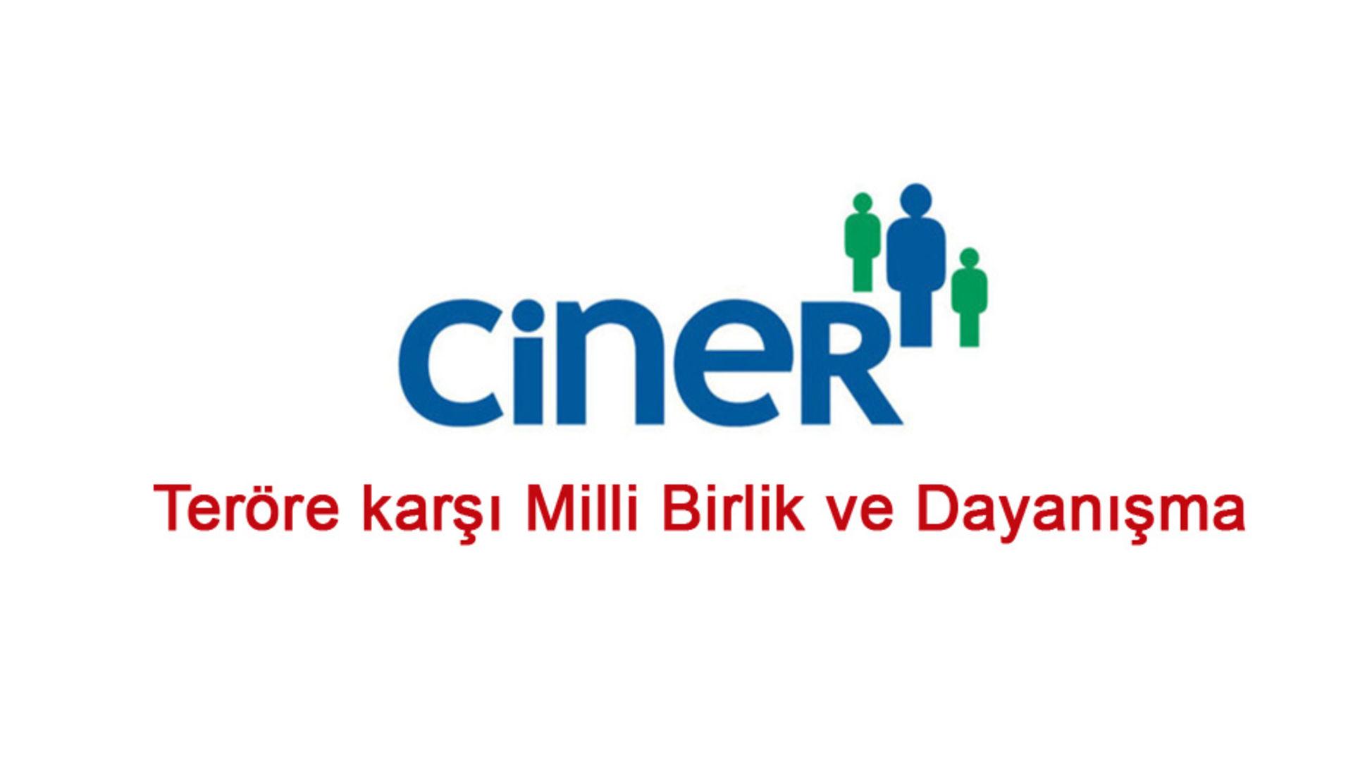 """Ciner Medya'dan """"Teröre karşı Milli Birlik ve Dayanışma"""" açıklaması"""