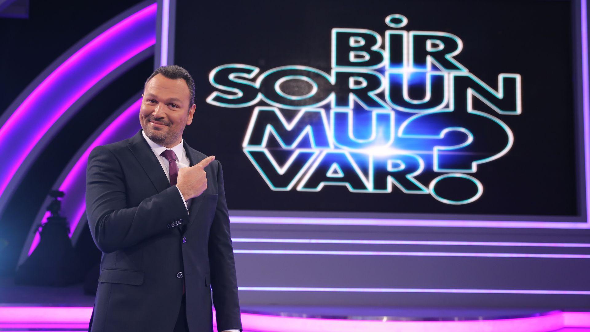'Bir Sorun Mu Var?' yakında Show TV'de başlıyor!
