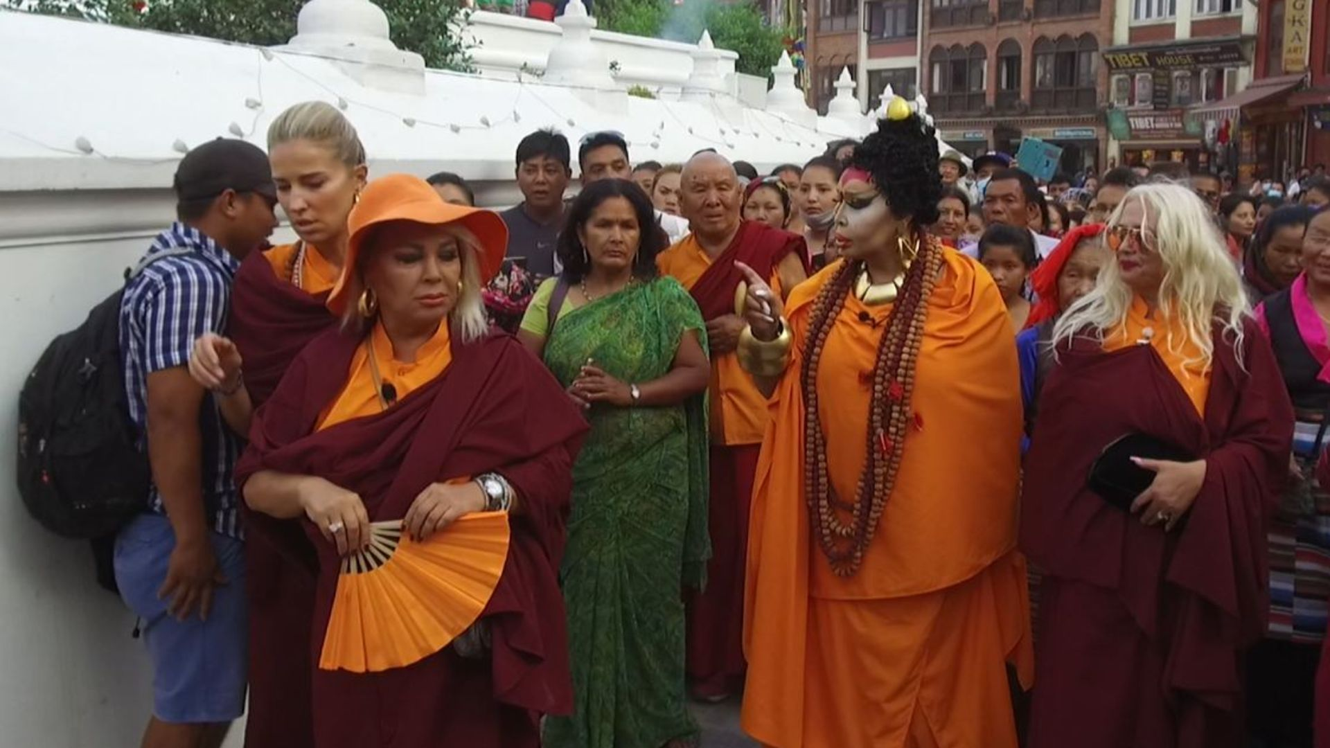 Dünya Güzellerim Katmandu'da!