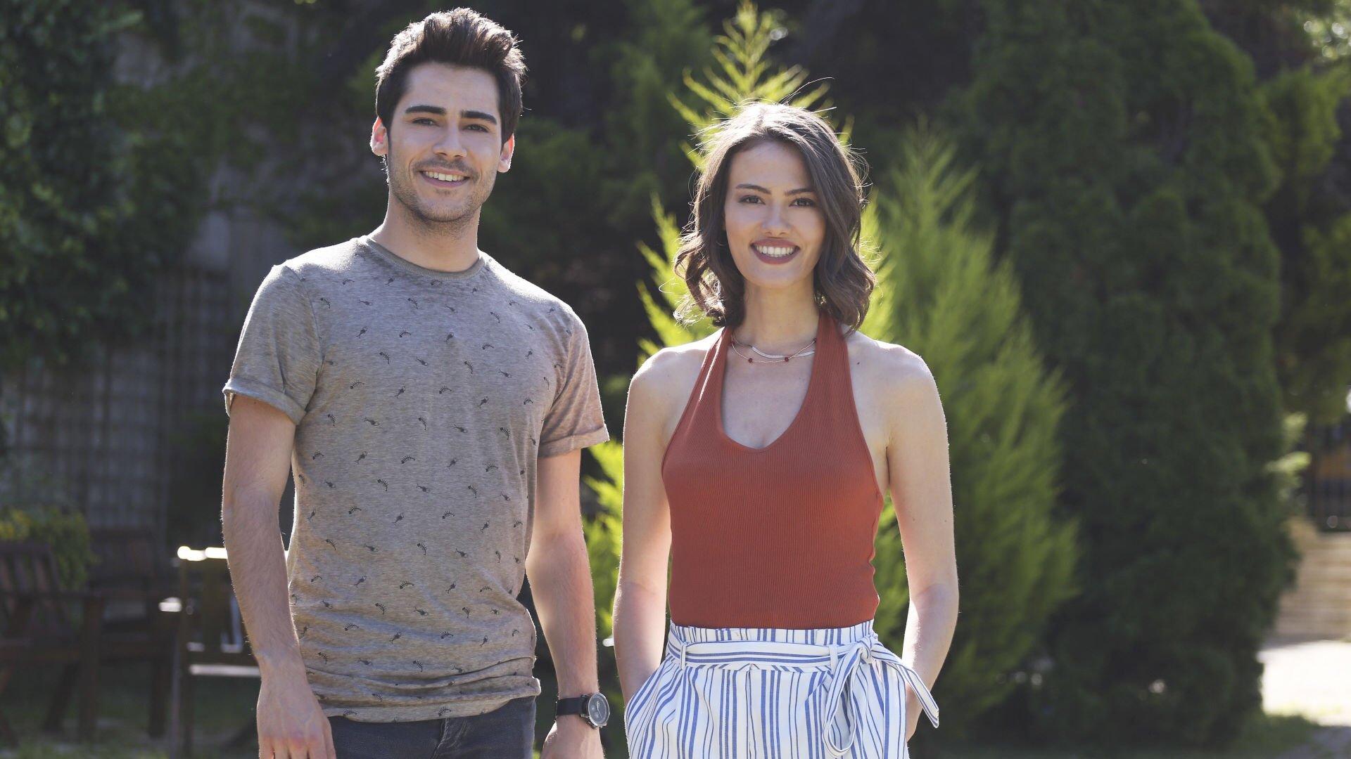 Genç oyuncular Show TV'nin yeni dizisi Meleklerin Aşkı'nda buluştu!