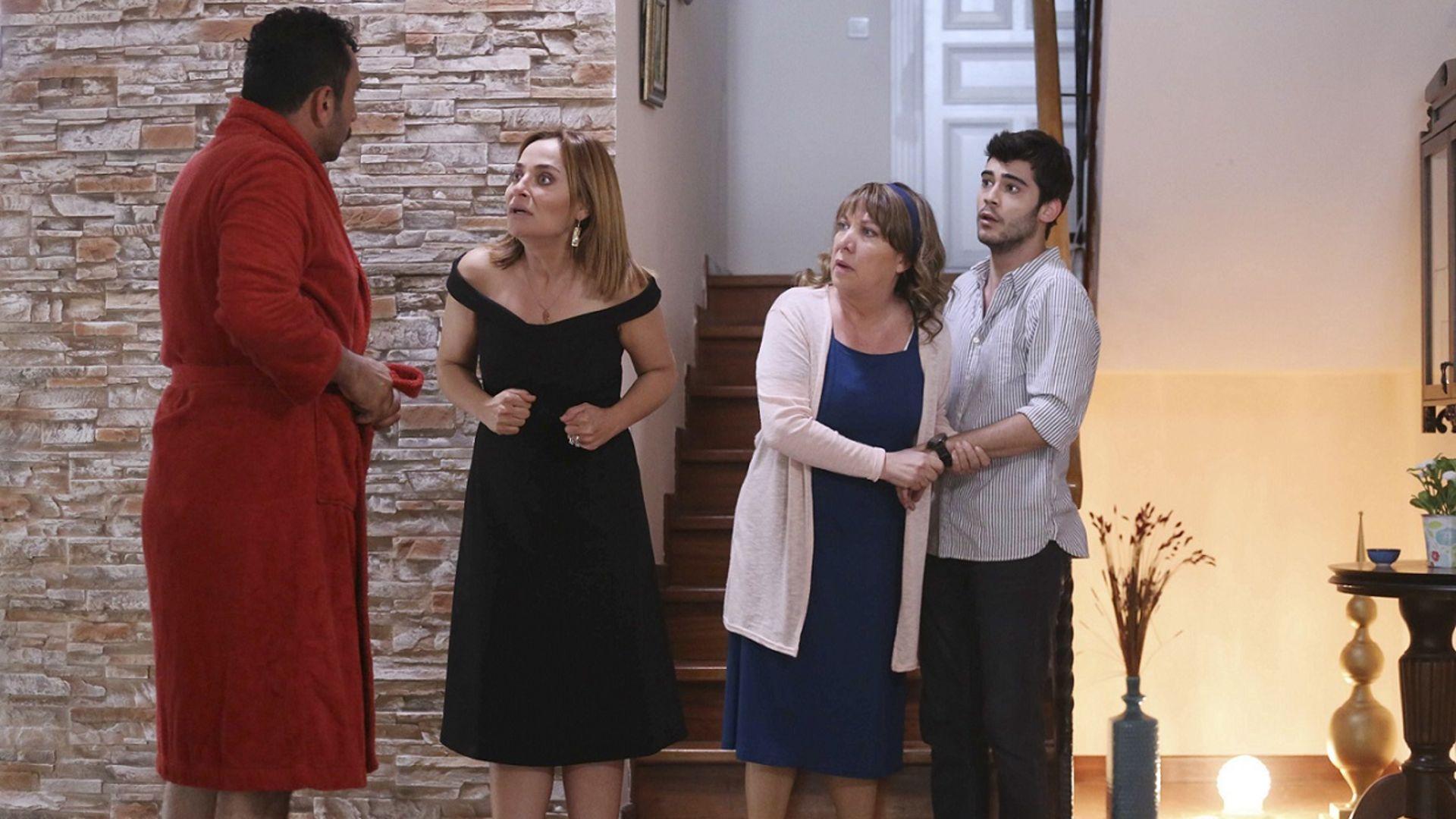 Show TV'nin eğlenceli dizisi Meleklerin Aşkı zirvede başladı!