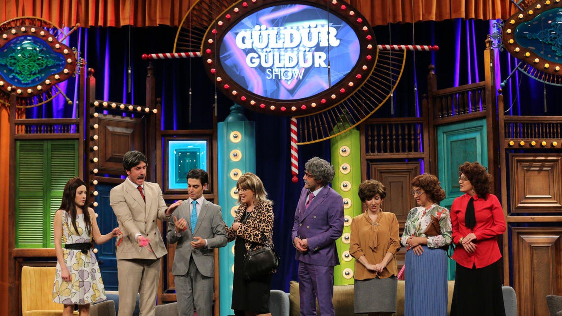 'Güldür Güldür Show' bugün SHOW TV'de başlıyor!