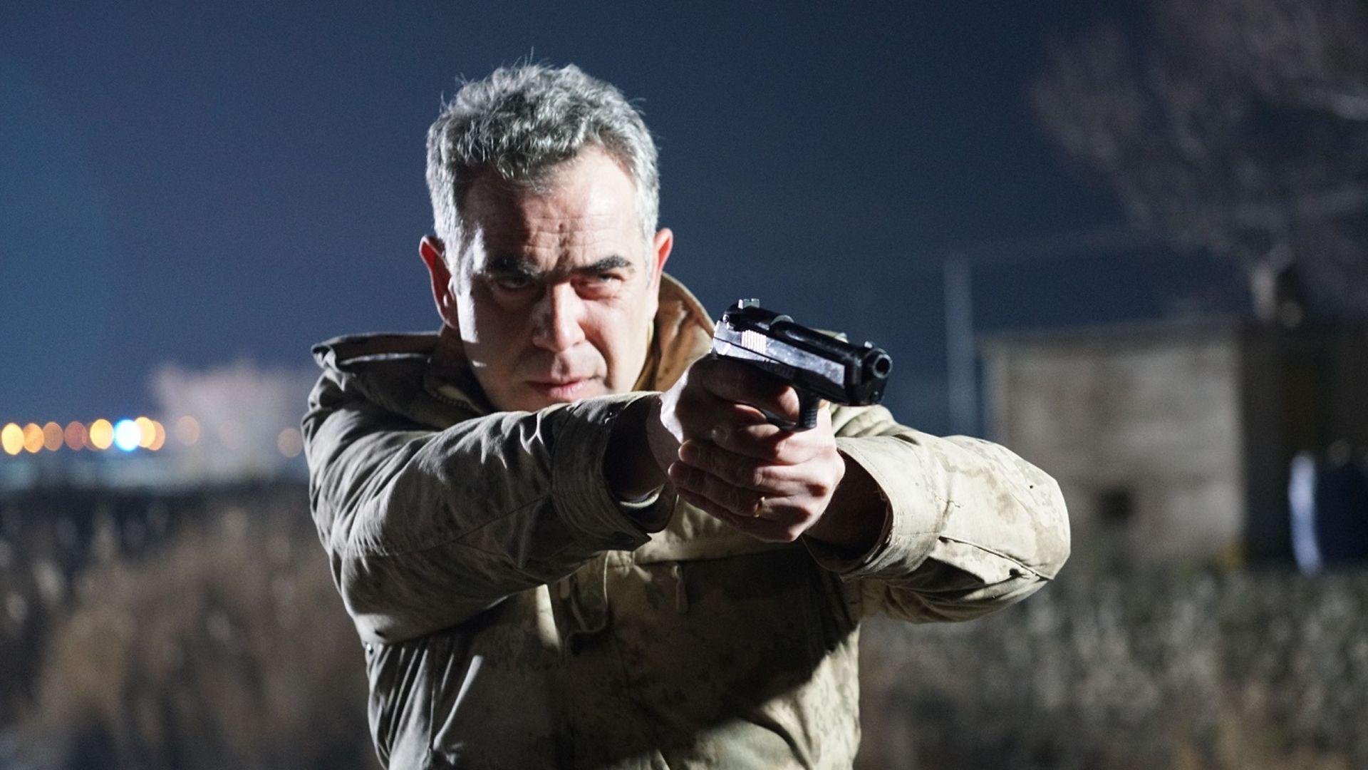Yurdaer Okur, Jandarma Binbaşı Barış Kalender rolüyle Nöbet'te!