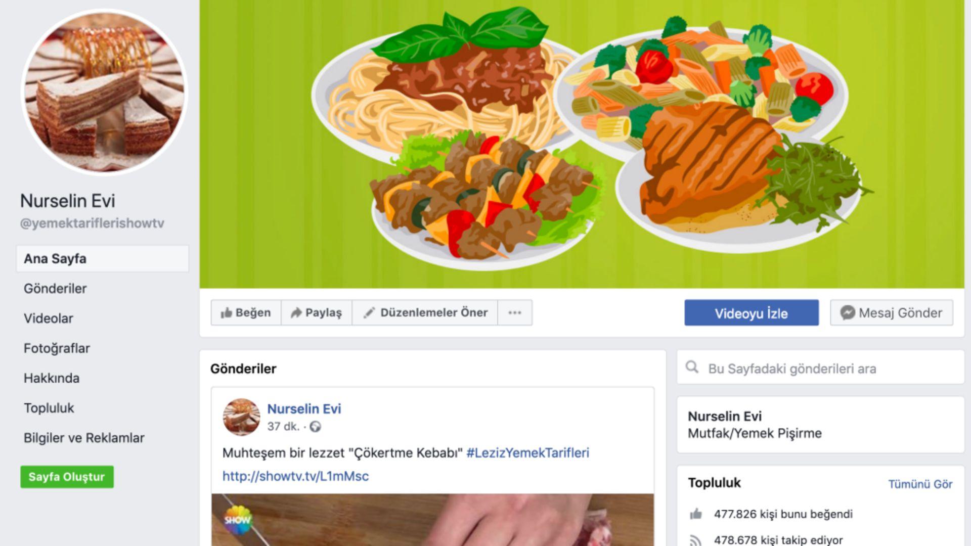 Duyuru: Facebook Nurselin Evi sayfamızın adını değiştiriyoruz