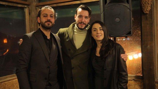 Cem Adrian, Çukur'da Vartolu ile Saadet'in buluşmasına tanıklık edecek!