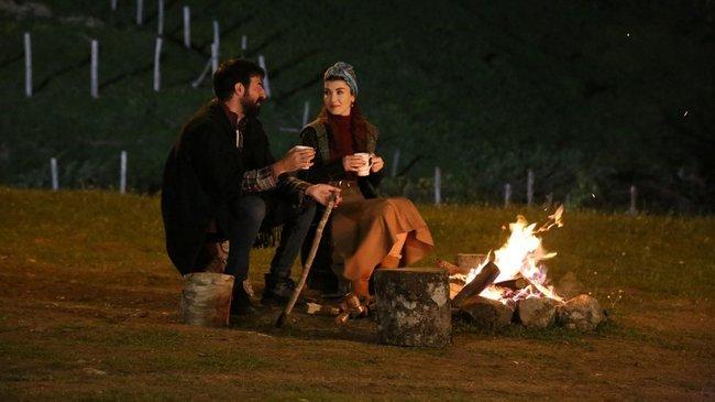 Kuzey ve Yıldız'ın romantik anları bölüme damga vurdu!