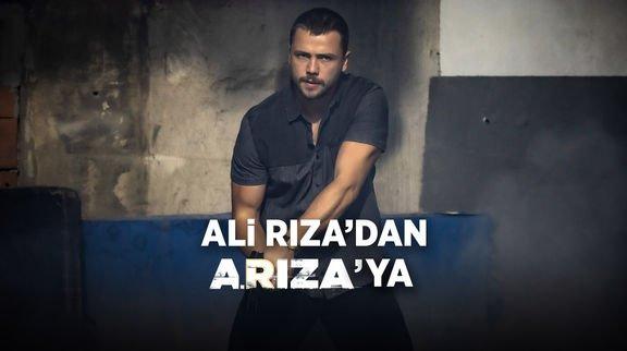 Ali Rıza'dan Arıza'ya!