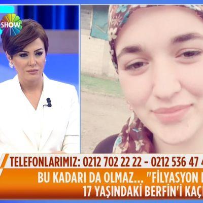Didem Arslan Yılmaz'la Vazgeçme Kayıp Berfin'i ...