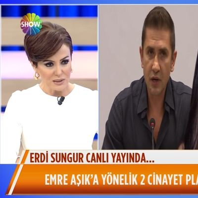 Didem Arslan Yılmaz'la Vazgeçme programında ...
