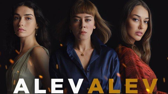 Alev Alev 5 Kasım Perşembe akşamı Show TV'de başlıyor!