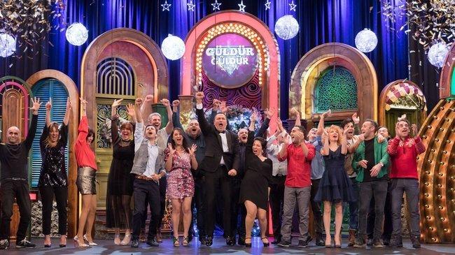 Güldür Güldür Show'dan 250. bölüm kutlaması!