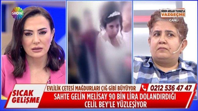 Didem Arslan Yılmaz'la Vazgeçme'de şoke eden olaylar ortaya çıktı!