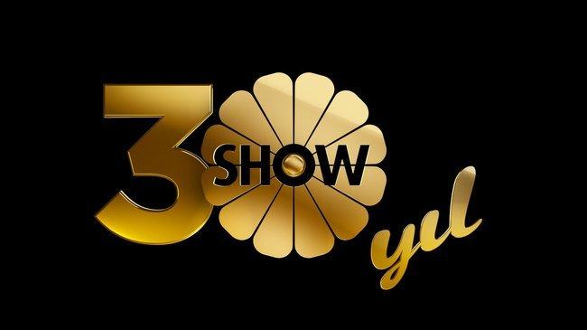 Türkiye'nin en renkli kanalı Show TV 30. yaşını kutluyor!