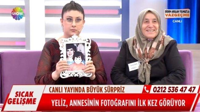 24 yıl sonra ailesini Didem Arslan Yılmaz'la Vazgeçme'de buldu!