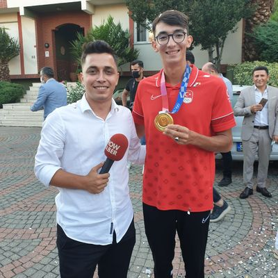 Olimpiyat şampiyonu Mete Gazoz, Bu Sabah'a ...