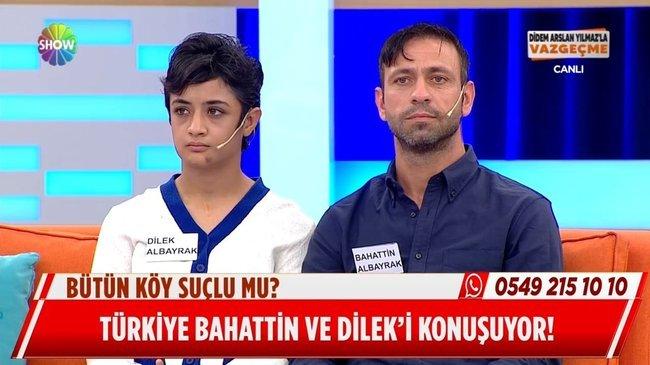 Dilek anlattı, Türkiye göz yaşlarına boğuldu!