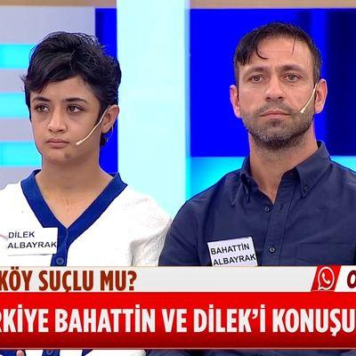 Dilek Albayrak anlattı, Türkiye göz yaşlarına ...