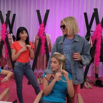 Show TV'nin sevilen moda programı