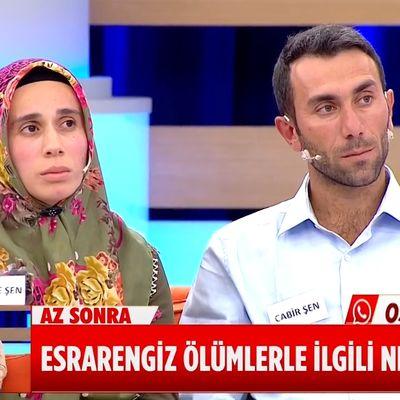 Didem Arslan Yılmaz'la Vazgeçme'de esrarengiz ...