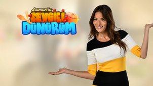 Asuman'la Sevgili Dünürüm Pazartesi Show TV'de!