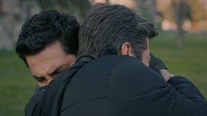 Ömer ve Ozan'ın kardeşliği!