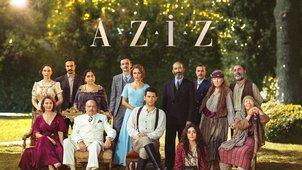 Aziz'den görkemli afiş!