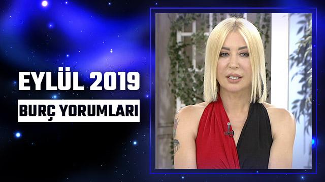 Eylül Ayı Burç Yorumları - Şenay Devi (Eylül 2019)